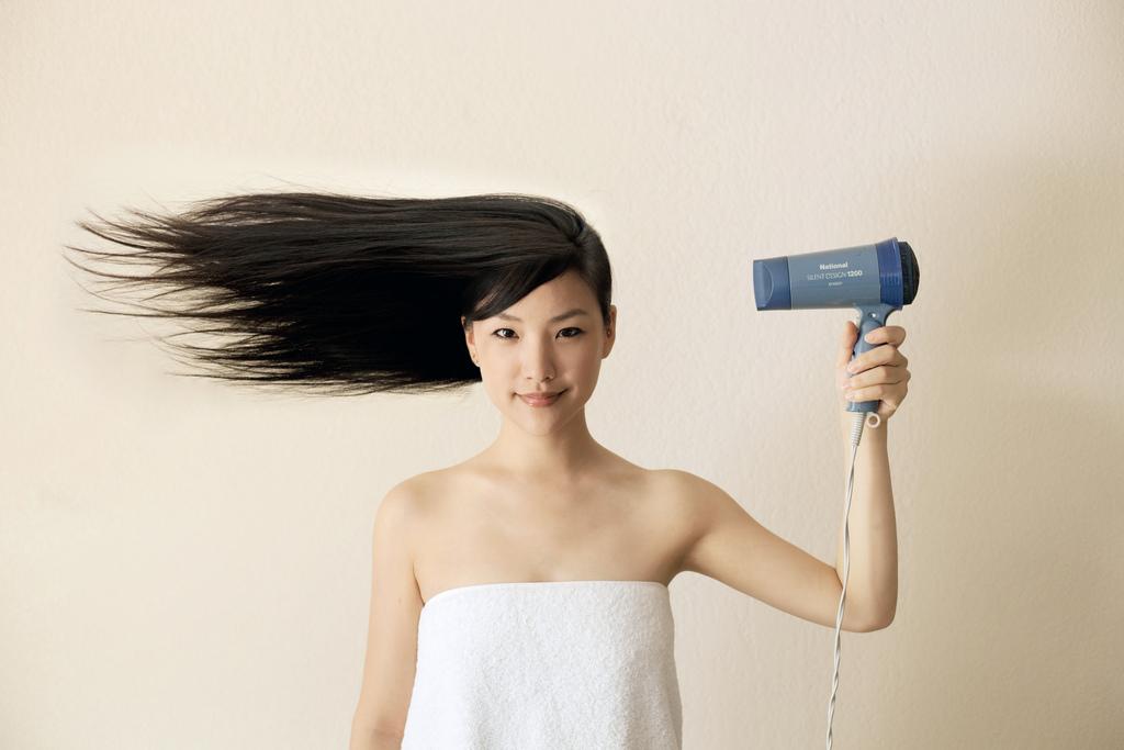Картинки сушки волос феном