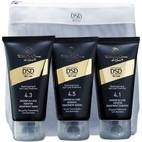 Набор миниатюр travel-size DSD de Luxe (шампунь 4.1 - 50мл, ...